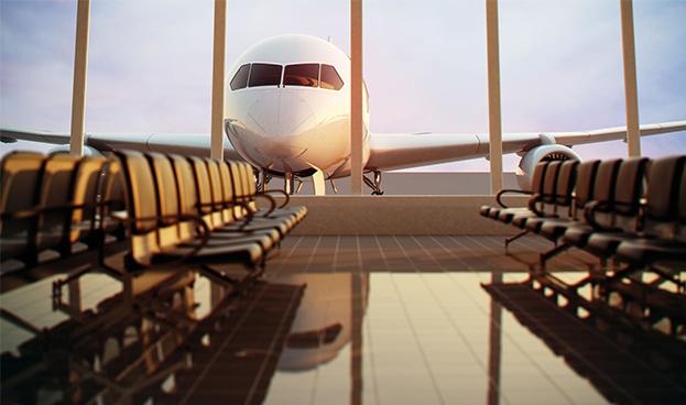 Visa pone sus ojos en los aeropuertos
