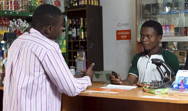 El pago móvil llegó a Nigeria