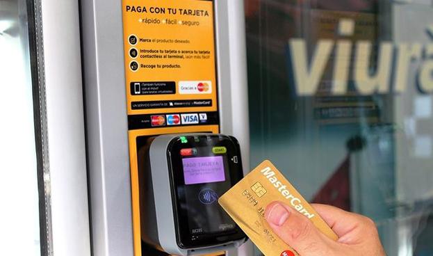 Mastercard y Alliance Vending se unen para impulsar los pagos contactless en las máquinas de vending