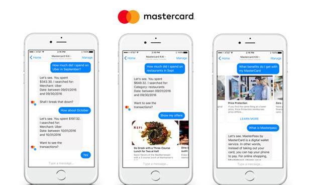Mastercard apuesta por la inteligencia artificial