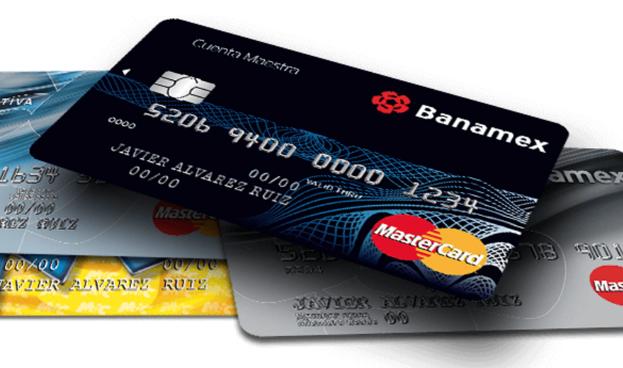 Repunta uso de tarjetas de crédito en México