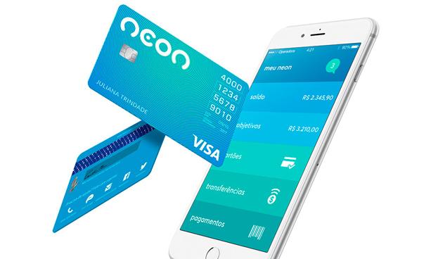 En Brasil Banco Neon elige a Gemalto para ofrecer una tarjeta Visa Quick Read innovadora