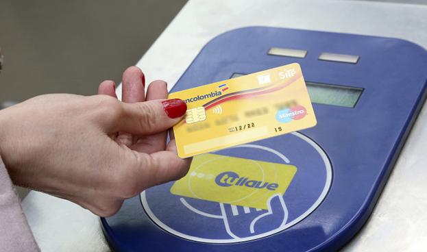 Colombia lidera en Latinoamérica los pagos electrónicos en transporte público
