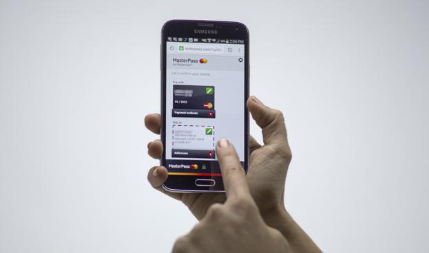 Mastercard pone en marcha su pago por móvil en España