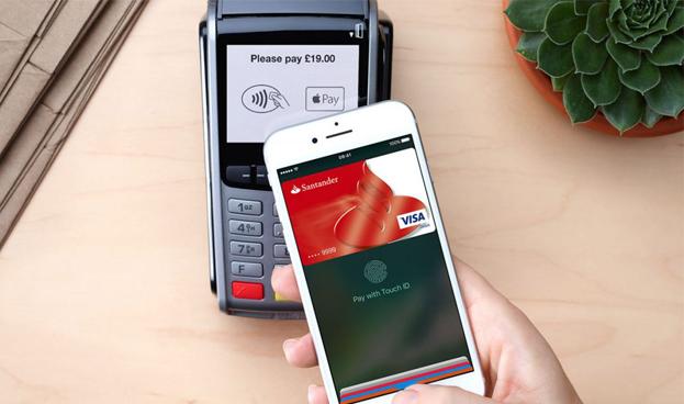 Alianza entre Apple y el Santander para conquistar los pagos móviles en España