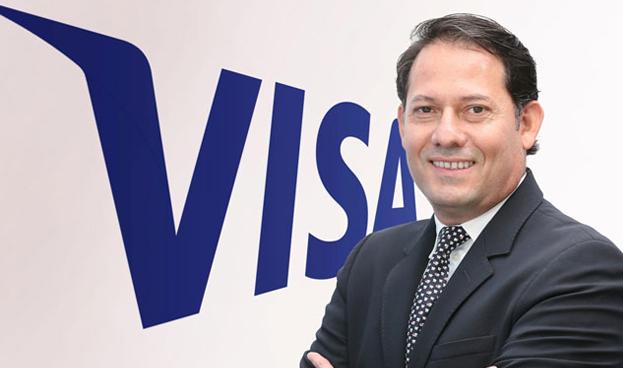 Visa nombra a Rubén Salazar Genovez vicepresidente de Productos e Innovación para América Latina y el Caribe