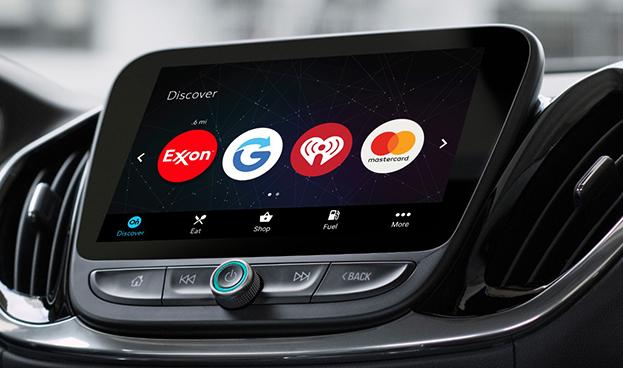 General Motors y Mastercard quieren que sea su auto quien pague