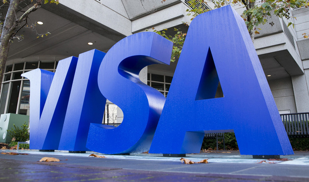 Visa registra incremento de 39% en ganancias