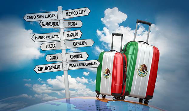 Visa: México entre los países líderes en turismo en América Latina con un mercado en expansión