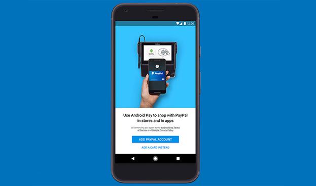 Android Pay y PayPal se unen para facilitar los pagos móviles