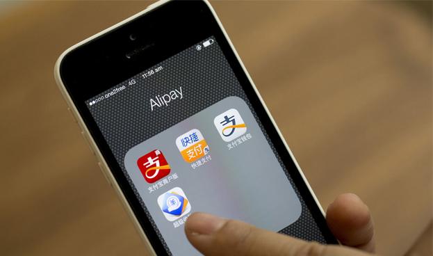 Los pagos a través del móvil arrasan en China mientras cae el uso de tarjetas
