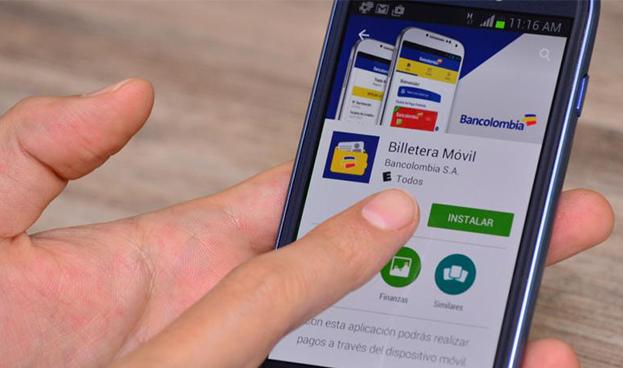 50.000 comercios en Colombia aceptan pagos de la Billetera Móvil de Bancolombia