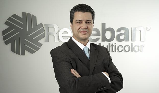 Andrés Duque, presidente ejecutivo de RBM Redeban Multicolor