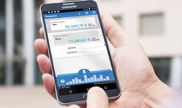 España: CaixaBank es el banco mejor posicionado en los teléfonos móviles