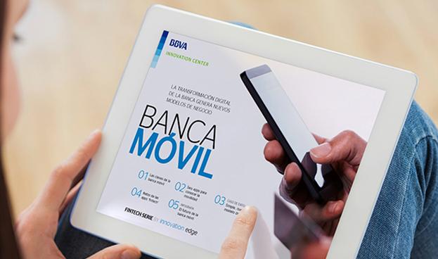 La aplicación de BBVA, la mejor de banca móvil del mundo, según Forrester