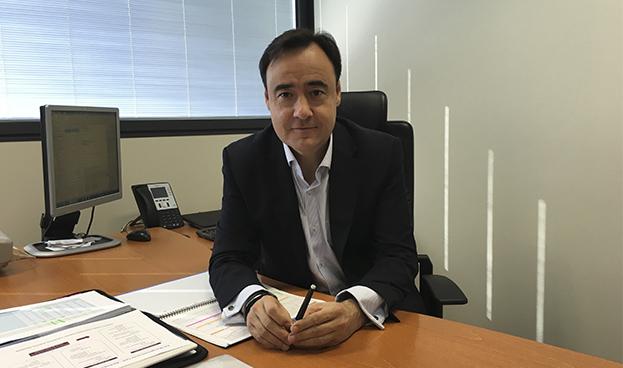 Mikel Alberdi Arrizabalaga, vicepresidente de Diebold Nixdorf para las Américas