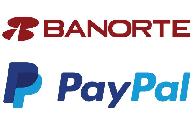 El mexicano Banorte firma alianza con PayPal