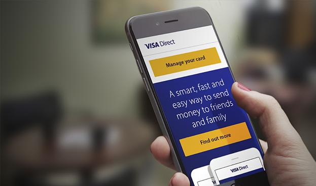 Visa Direct, la plataforma de pagos en tiempo real mundial de Visa, ya está en Europa