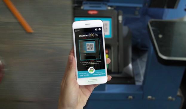 Walmart Pay amenaza con superar a Apple en pagos móviles en Estados Unidos