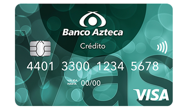 En México Banco Azteca presenta nuevas tarjeta antifraudes