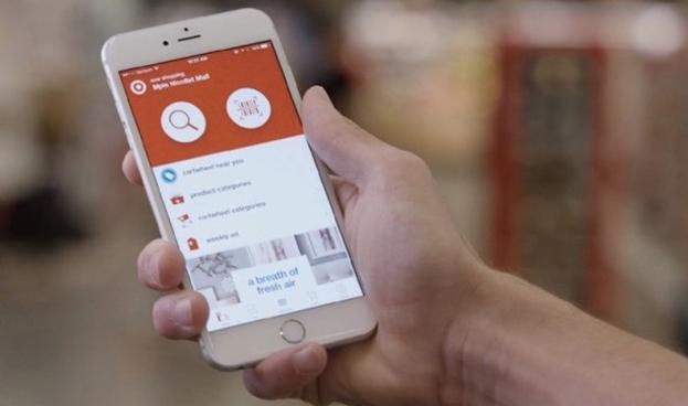 Target lanza sistema de pagos Wallet a su app móvil