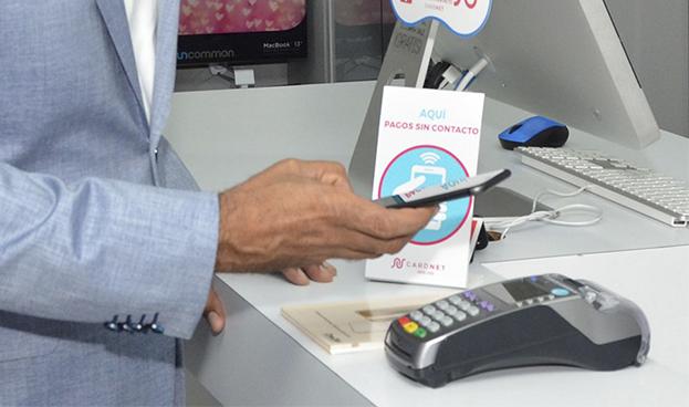 En Rep. Dominicana CardNET realiza su primera transacción de pagos sin contacto a través de dispositivos móviles