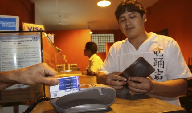 Más del 40% de los jóvenes peruanos bancarizados son calificados con alto riesgo