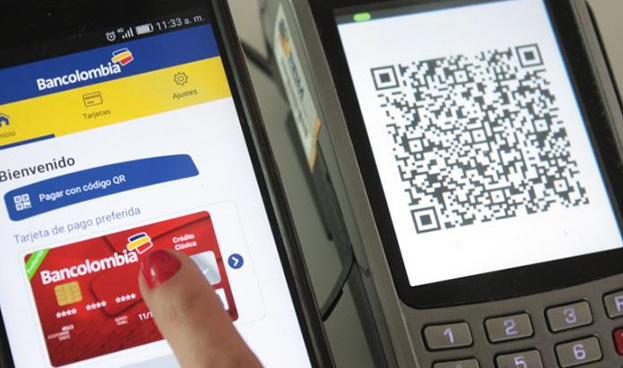 Billetera móvil de Bancolombia podrá usarse con la huella digital