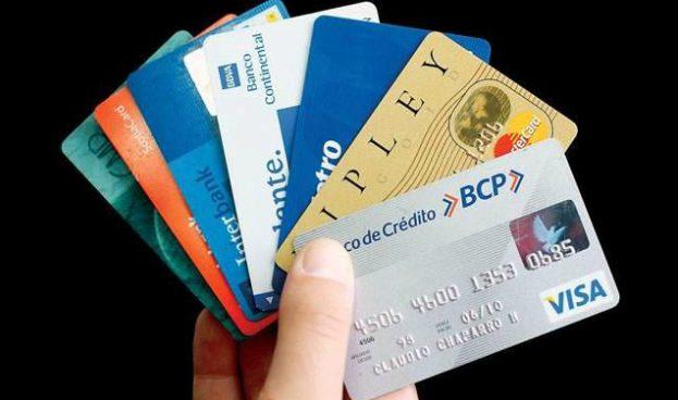 Transferencias inmediatas para pagar tarjetas de crédito crecieron 201% durante el 2017