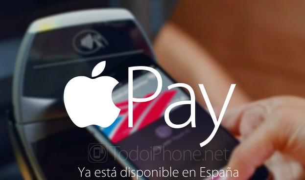 EVO banco y Caja Rural serán compatibles con Apple Pay muy pronto
