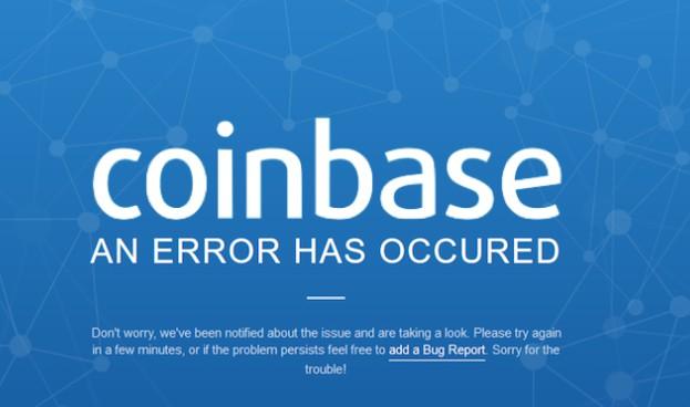 Visa y Worldpay asumen responsabilidad por los sobrecargos en Coinbase