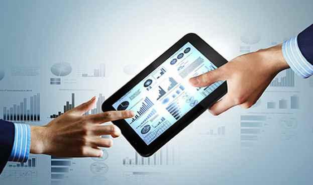 Fuerte ofensiva de las inversiones y el dinero online