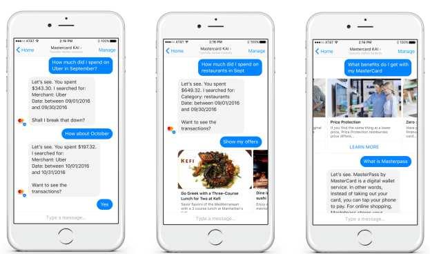 Mastercard utiliza Facebook Messenger en digitalización de las pymes