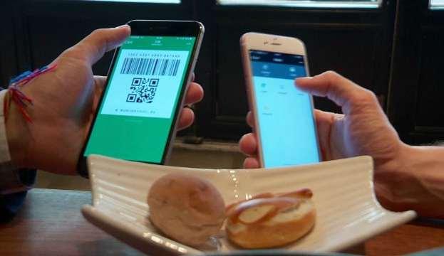Los pagos a través del móvil en China aumentaron el 28,8 % en 2017