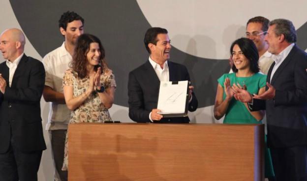 Peña Nieto promulga la ley fintech