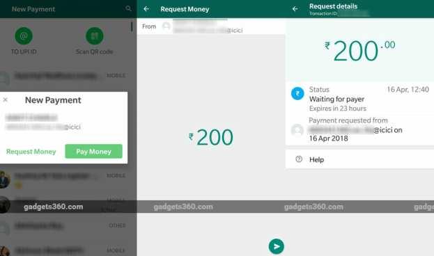 WhatsApp testea funcionalidad que permite solicitar dinero a otros contactos