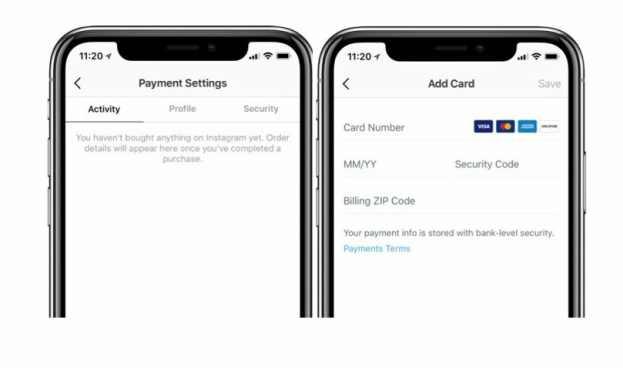 Instagram permite a comercios hacer pagos en su plataforma