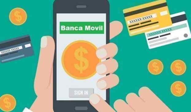 Solo una de cada cuatro personas prefiere conectarse al banco con la app del móvil