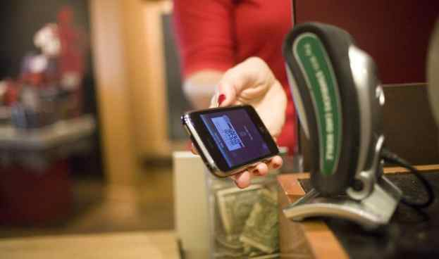 Apple Play y Google Pay por detrás de Starbucks como método de pago