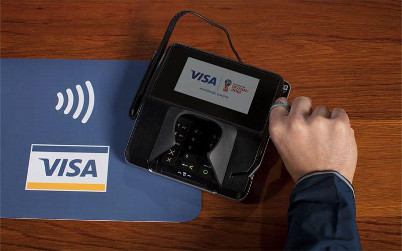 Un 17% de las compras en el Mundial Rusia 2018 usan tecnología de pagos sin contacto