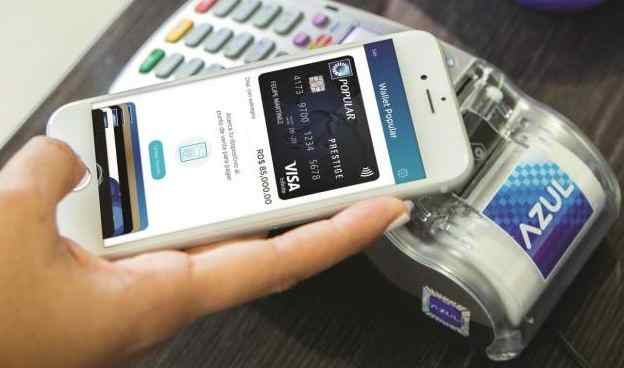Pagos móviles aumentan un 15% con relación a 2017