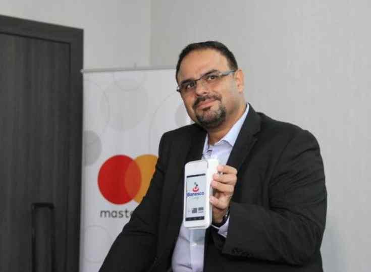 Banesco y Mastercard presentan contactless