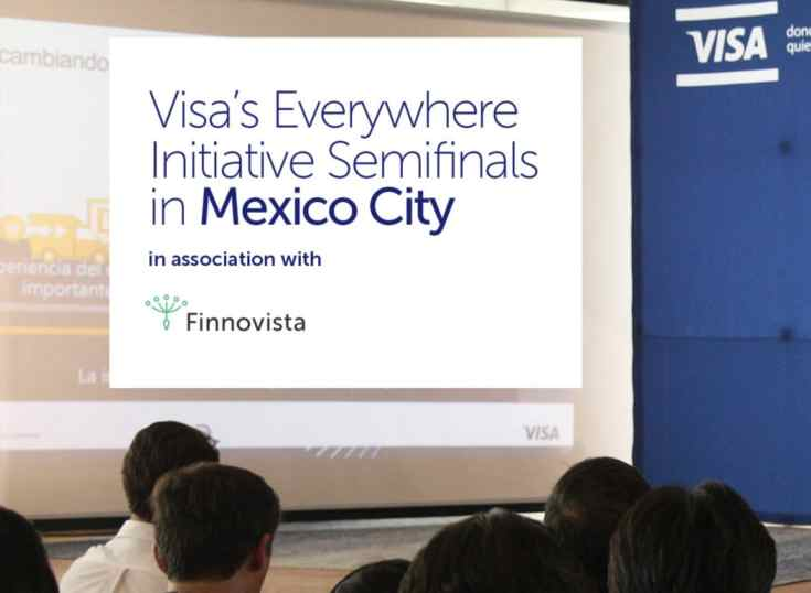 Fintech Visor y Swap, finalistas de Visa's Everywhere Initiative