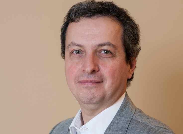 Jorge Larravide, Gerente Comercial de Link