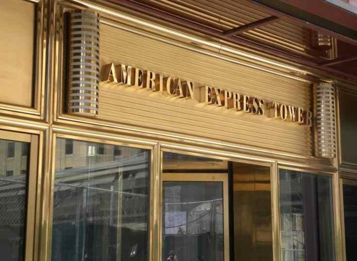 American Express logra un 24 % más de beneficios entre enero y septiembre