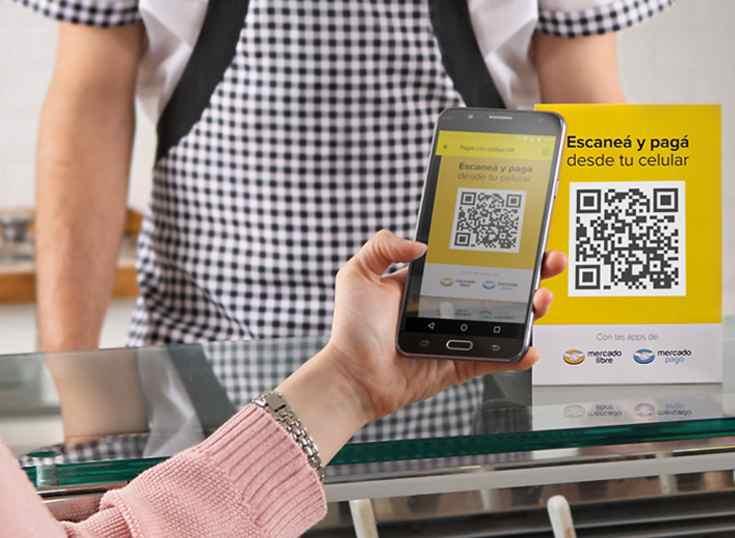 Mercado Libre quiere replicar el modelo chino de pagos móviles en México