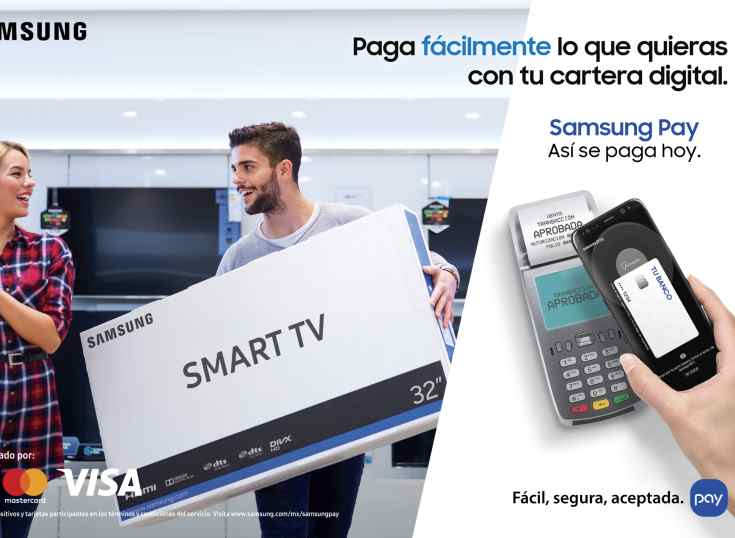 Samsung Pay, la billetera preferida en América Latina