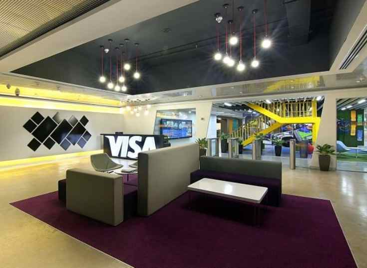 Visa continúa su expansión a través participación en empresas