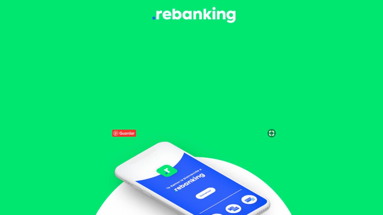Argentina: sale a escena un nuevo banco digital, Rebanking