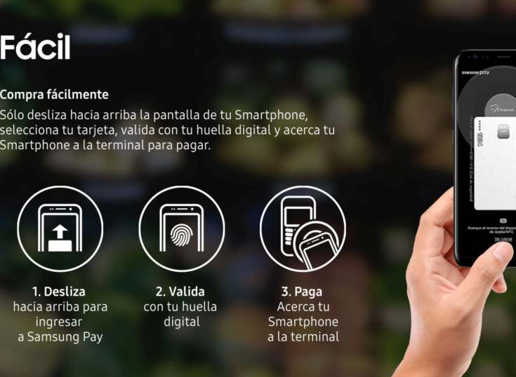 México: Samsung Pay permitirá realizar compras no presente